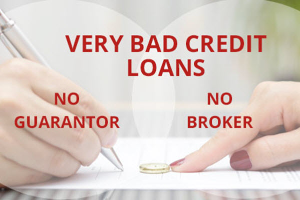 Very bad credit loans