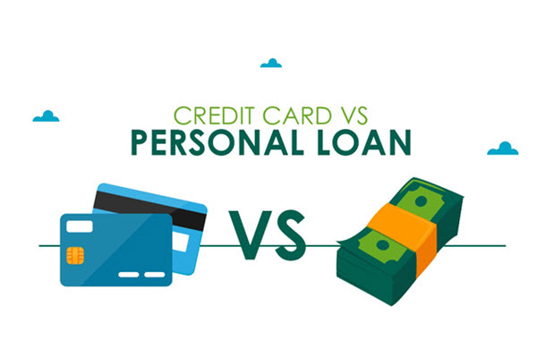 Should I use Personal Loans or Credit Card when need money immediately?