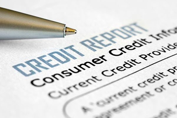 View my credit report