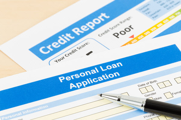 Apply for a personal loan with bad credit