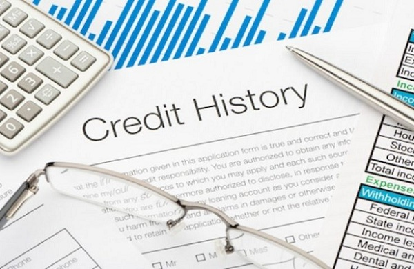 Check your credit history