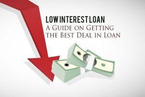 Low-interest cash loans