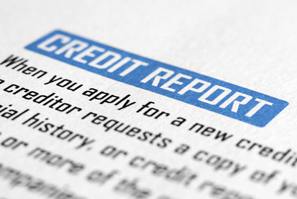 Where can I get my credit report if the lenders require