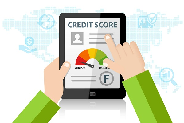 Check my credit score online