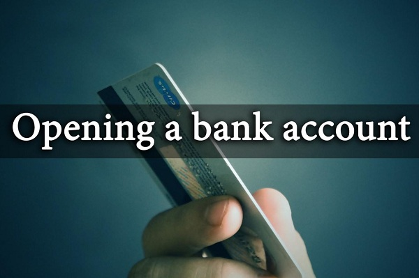 Open bank account online Australia