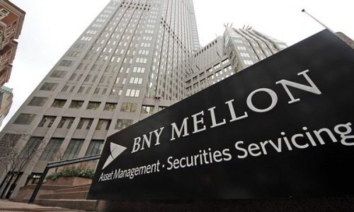 The Swift Code Bank of New York Mellon Corp to receive money overseas
