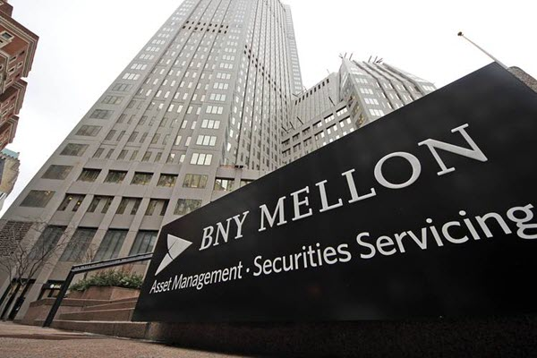 Swift Code Bank of New York Mellon Corp