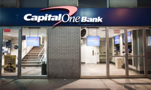 Use the Swift Code Capital One Financial Corp to receive money overseas