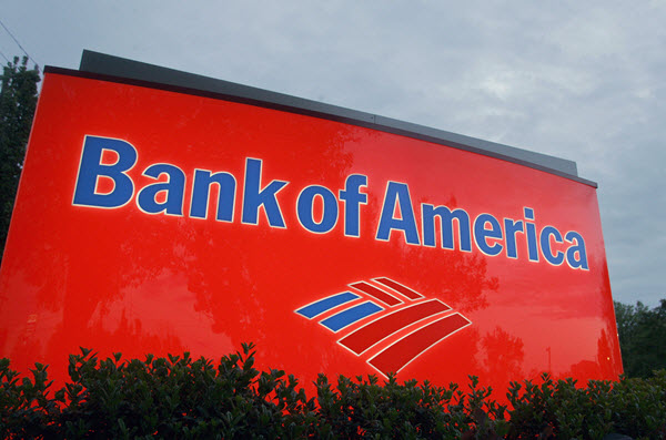 List of all Swift Code Bank of America Corp for people to transfer money