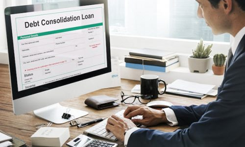 Five steps to get personal loans for debt consolidation
