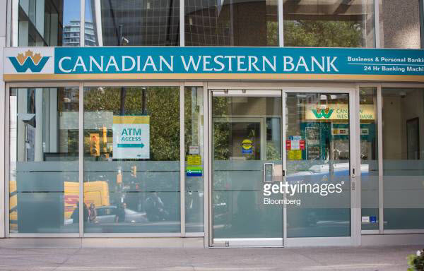 Swift Code Canadian Western Bank