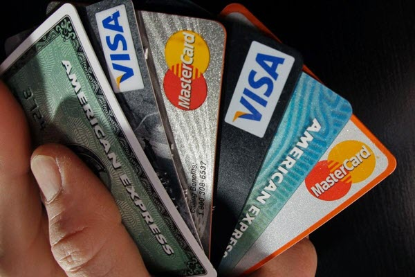Some WAYS to people can accept credit cards easily