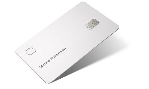Apple Credit Card with a lot of BENEFITS and privacy