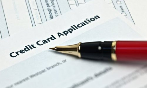 Five STEPS easily before completing credit card application
