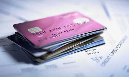 Two types of credit cards for people with bad credit