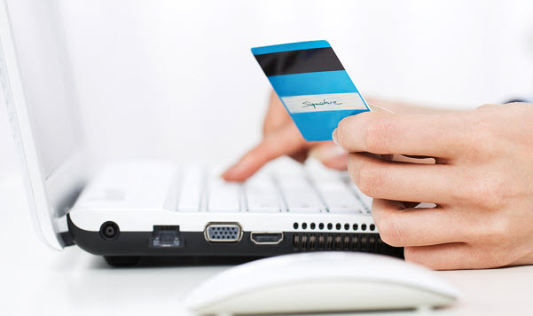Five BENEFITS of the online credit card that people can get