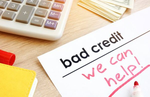 What are the conditions for getting bad credit loans in India?