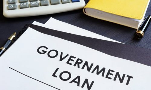 Government loans are often offered at discounted rates