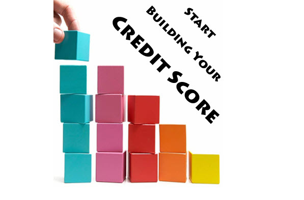 You need to building credit immediately to get the best credit history