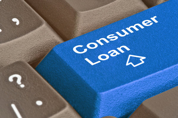 Consumer loan online may be secured or unsecured loans