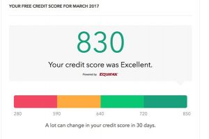 I need my credit score