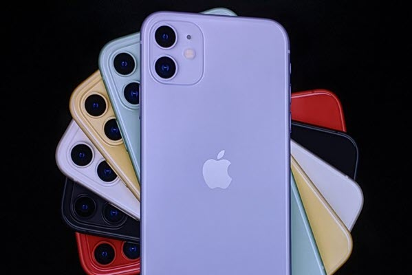 Speckle small loan to buy iPhone 11