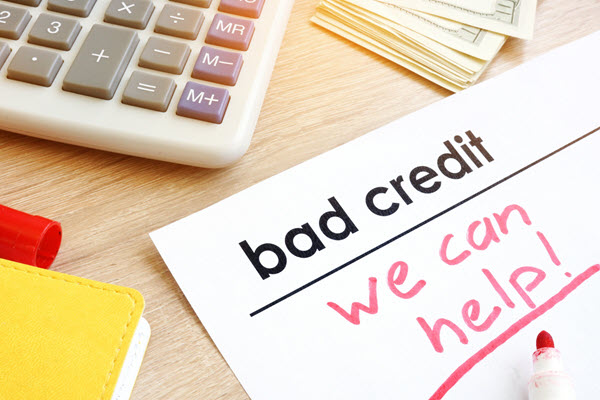 Getting personal loans for people with bad credit rating is not difficult
