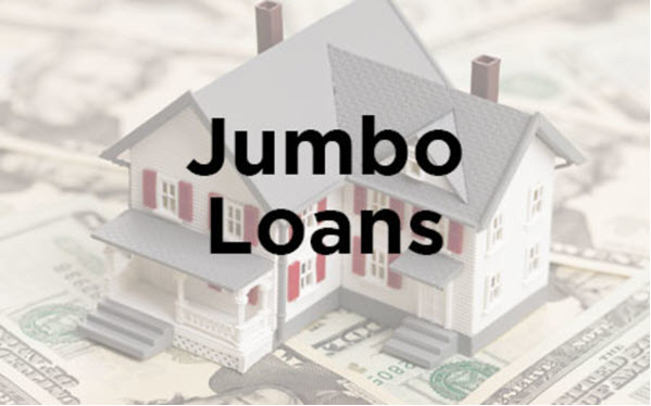A jumbo loan requires a low debt-to-income ratio, high credit scores