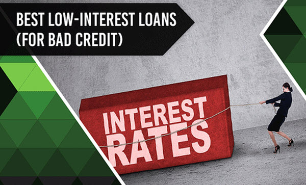 There are a lot of lenders offering low-cost loans for bad credit to choose