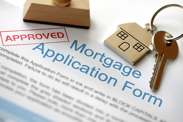 The mortgage application is wide-ranging and contains a lot of information