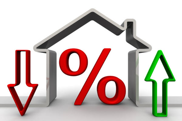 There are five types of mortgage with different mortgage interest rates