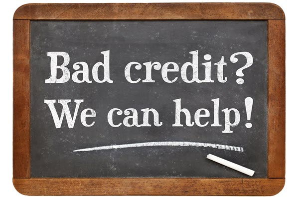 People can get bad credit loans NZ from a lot of lenders